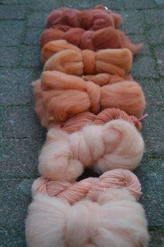 Wool 'n Thread: Madder experiment