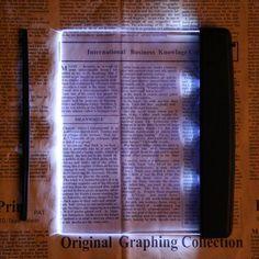 Панель для чтения книг ночью | Free Time