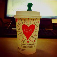 #Starbucks #love