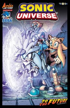 Sonic Universe (2009) Issue #81