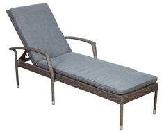 Outdoor Sunlounges - Pacific Sunlounge - Segals Outdoor Furniture