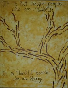 Another painting by KS Kearns. Art about Thanksgiving and gratitude.
