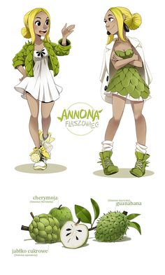 Annona by meago
