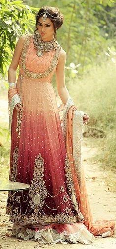 dress by Zahra ahmed