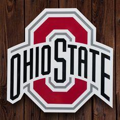 Ohio State Buckeyes Decor