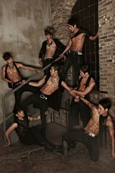 100% Proves Why Their Chocolate Abs Are Deliciously Perfect