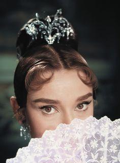 Rare Audrey Hepburn — Audrey: The 50s by David Wills You may know David...