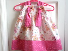 baby dress baby girls dress childrens clothes by BackPorchKids, $32.00