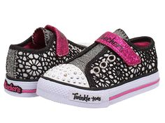 SKECHERS KIDS Twinkle Toes-Shuffles Lights 10426N (Toddler/Little Kid)