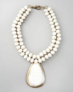 Nest African Horn Jewelry - Neiman Marcus