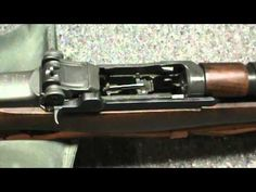 WHO-Tube: How to load the M1 Garand the US Army way - http://www.warhistoryonline.com/whotube-2/load-m1-garand-us-army-way.html