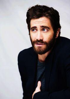 jake gyllenhaal might have the best beard in cinema...