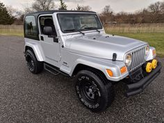 awesome Amazing 2003 Jeep Wrangler X 🔴2003 Jeep Wrangler X For Sale~Hard Top~CarFax~Low Miles~Manual~Exceptional!!🔴 2018 Check more at http://24carshop.com/cars-gallery/amazing-2003-jeep-wrangler-x-%f0%9f%94%b42003-jeep-wrangler-x-for-salehard-topcarfaxlow-milesmanualexceptional%f0%9f%94%b4-2018/