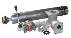 Log Splitter Parts Catalog | Commercial Products We Build SPLITez Log Splitters plus sell parts ...