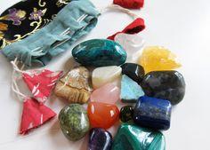 Crystals & Stones for Childbirth, Postpartum & Beyond http://naturealmom.com