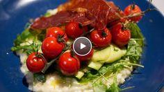 Risotto met krokante parmaham - recept | 24Kitchen