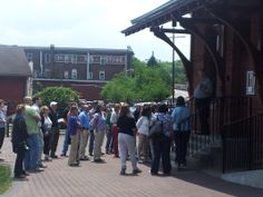 TOURS: The Oakland B&O Museum in downtown Oakland, MD