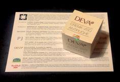 Nella My BeautyBox di ottobre la bellissima crema #Deva. #MyBeautyBox #mybeautyboxottobre #GlamEnergy #patanjali #cosmetics #antirughe #bblogger #beautyblogger #cosmeticsblogger #ayurveda #prodottiayurvedici #italiancosmeticsblogger