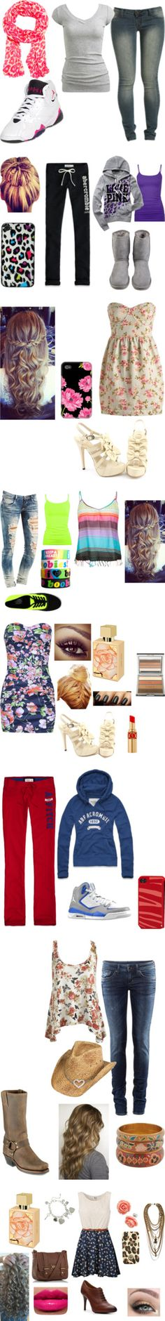 """All my favorite sets (:"" by peyton-snyder-1 ❤ liked on Polyvore"