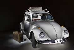 Volkswagen Beetle Vintage, Photo L, Vw Beetles, Rat Rods, Planes, Mustang, Trains, Punch, Classic Cars