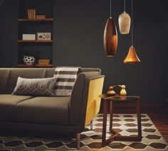 Loft Pendants by Fredrick Ramond