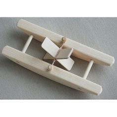 Wooden Toy Paddle Boat - Bella Luna Toys
