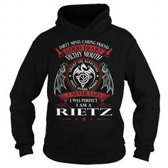 RIETZ Good Heart - Last Name, Surname TShirts