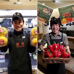 青果物の流通  ソーシャルメディアアグリ「地場活性化」のために: 【澤光青果 便り】№12  本日のおすすめ品は・・・