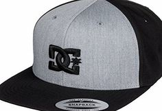 DC Shoes Snappy Cap Adults Heather - Black ADYHA00058 XSSK DC Shoes Mens Snapback Structured Trucker Cap (Barcode EAN = 3613372225666). http://www.comparestoreprices.co.uk/december-2016-week-1/dc-shoes-snappy-cap-adults-heather--black-adyha00058-xssk.asp