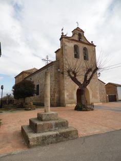 AZUTÁN (TOLEDO). Iglesia de Santiago Apóstol.
