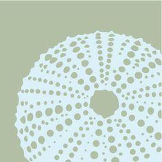 Digital Sea Urchin Design | The Graphic Hedgehog