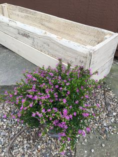 Window planter box/Planter/Distressed window planter by Rustiek