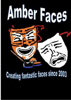 Amber Faces can be seen at many of the arts & Craft markets around the Valley and have over 10 years experience in creating fantastic faces http://www.facebook.com/AmberFaces1998