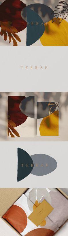 Terrae Modern Abstract Geometric Set by Laras Wonderland on Creative Market Terrae Modern Abstract Geometric Set by Laras Wonderland on Creative Market Branding Inspiration Logo Design, Identity Design, Brand Identity, Design Design, Design Trends, Floral Illustrations, Graphic Illustration, Cartoon Illustrations, Pattern Illustration