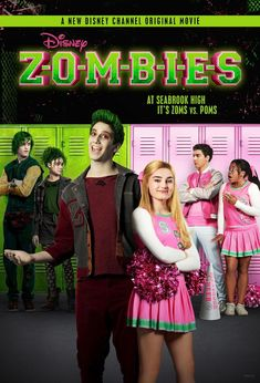 "$10.99 - Zombies Disney Channel Tv Musical Poster 2018 Movie Print 13X20"" 24X36"" 32X48"" #ebay #Collectibles"