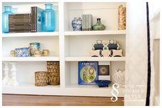 Blog | l.a. design llc via www.astoriedstyle.com living room makeovers