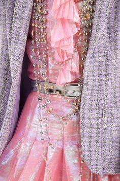 Chanel at Paris Fashion Week Spring 2016