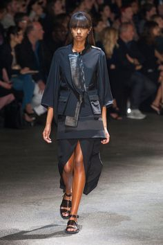 Givenchy Spring 2014: The Tribe Has Spoken