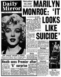 Marilyn Monroe S