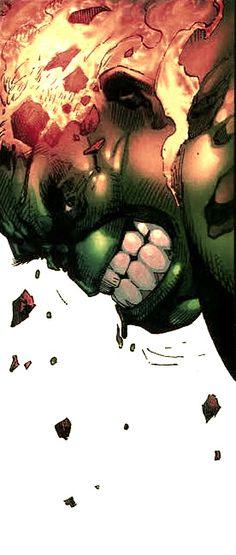 Hulk by Carlo Pagulayan