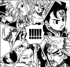 87 Ideas De 18 Nanatsu No Taizai Anime 7 Pecados Capitales 7 Pecados Pecados Capitales