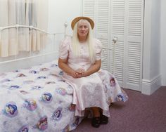 Crystal, Easter, New Orleans, Louisiana 2002 by Alec Soth
