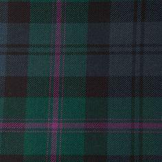 BAIRD (Modern) GL020 100% Wool 10.5oz Tartan. Woven in Yorkshire by Marton Mills. Wool Fabric, Design Show, Yorkshire, Tartan, Swatch, Weaving, Pure Products, Modern, Color