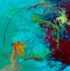 Bonny Leibowitz. Reminds me of a coral reef.