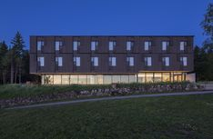 Gallery - Student Residence Paul Lafleur / Bisson | Associés Architects - 6