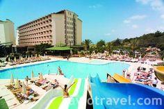 Antalya - Alanya sahil yolunda olan Beach Club Doğanay, Alanya'ya 7 km, Antalya Havalimanı'na 125 km, Antalya merkeze 135 km uzaklıktadır.