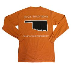 Oklahoma Stillwater Gameday Long Sleeve T-Shirt
