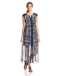 Eliza j Marcia maxi dress
