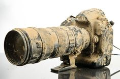 JP Cariño's muddy and fully working Nikon D3.     There's a rear view plus more on the story here -> http://nikonbuzz.tumblr.com/post/4549867590/jp-carinos-muddy-and-fully-working-nikon-d3-as