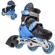 Amazon.com : Roller Derby 1378-02 Youth Boys Firestar Roller Skate, Size 2, Black/Gray : Sports & Outdoors Outdoor Roller Skates, Quad Roller Skates, Roller Derby, Roller Skating, Animal Experiences, Inline Skating, Our Kids, Kids Playing, Things That Bounce
